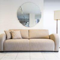 Deco kanapé, Art Deco stílusban