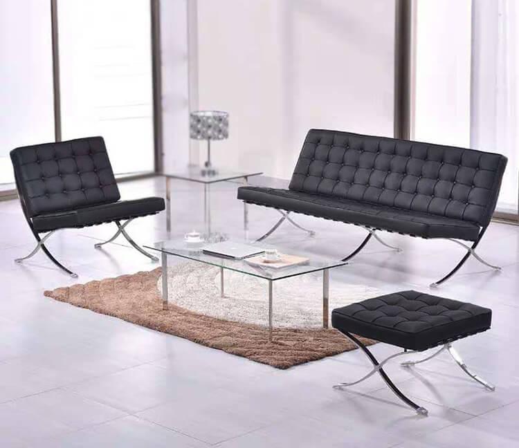 Barcelona minimal chair