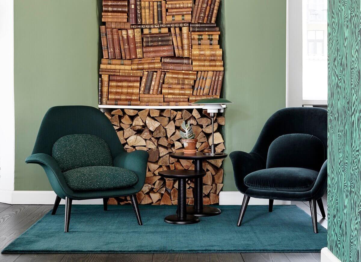 Deliquium modern fotel
