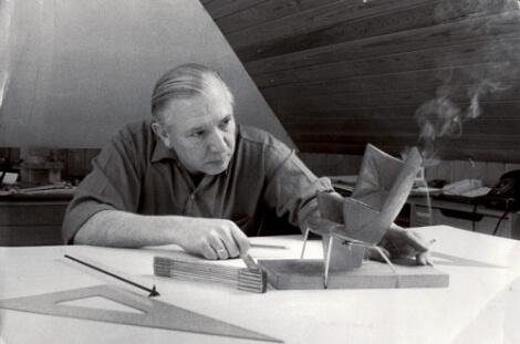 Hans Wegner bútortervező