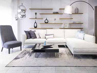Symphonia modern design kanapé