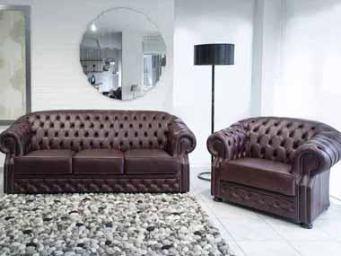 YORK Chesterfield luxus ülőgarnitúra