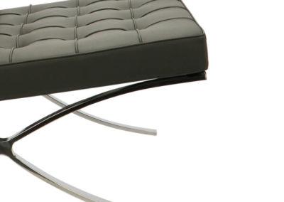 barcelona fotel lábak