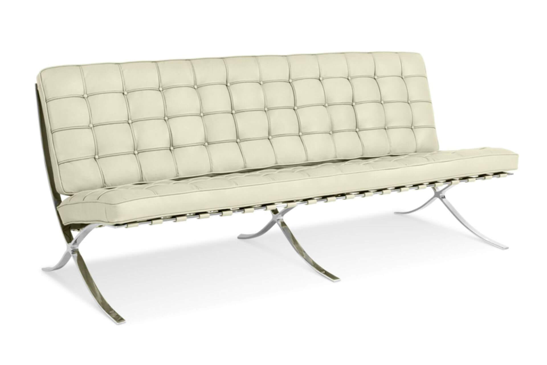 Barcelona sofa krém