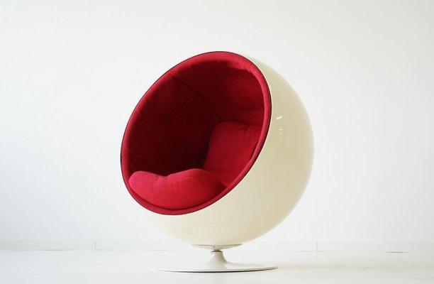Ball Chair: A világon a legizgalmasabb fotel története