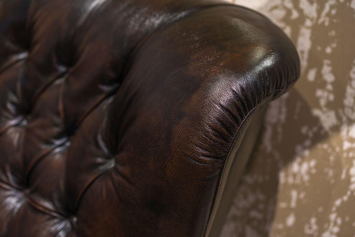 Rochester chesterfield bőr ülőgarnitúra